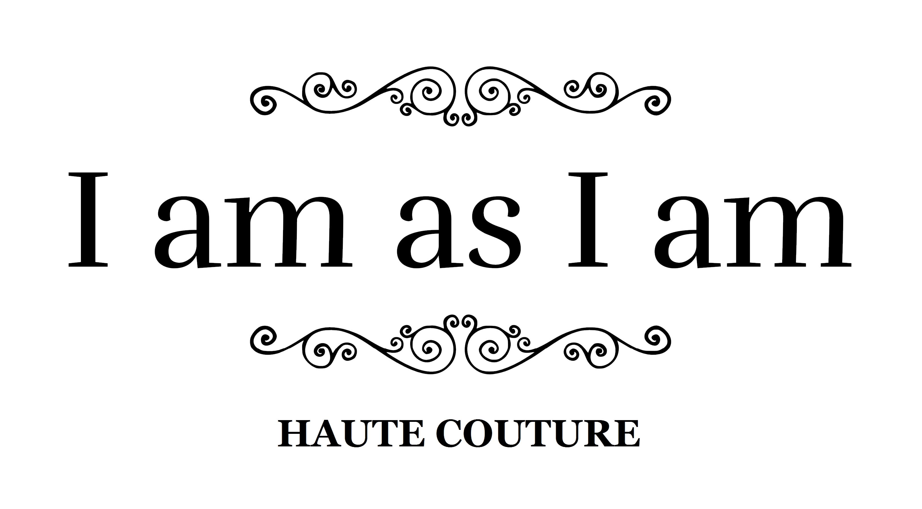 I am as I am
